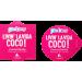 PicoBong Massage Oil Candle - candela da massaggio cocco e vaniglia