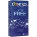 Control Latex Free 5 preservativi anallergici in poliuretano