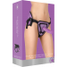 Ouch! Deluxe Silicone Strap-on Wavy - Strap-on
