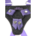 "Imbracatura harness con dildo 7"" Strap-On Suspender Harness Set Dillio"