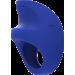 Lelo Pino - anello fallico vibrante ricaricabile blu