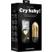 Ovetto vibrante Gold Cry Baby Love to Love