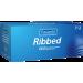 Pasante Ribbed - preservativi stimolanti 144 pezzi