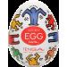 Tenga Egg Keith Haring Dance - masturbatore per uomo