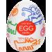 Tenga Egg Keith Haring Street - masturbatore per uomo